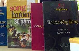 """Chuyện kỷ niệm """"30 năm Sông Hương"""": TRI ÂN VỚI DÒNG SÔNG NGUỒN CỘI"""