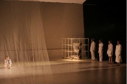 Từ 26/9: Múa đương đại – sự gặp gỡ Á - Âu