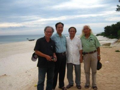 Thức với làng biển Thượng Luật