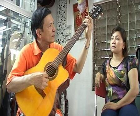 Tiếng đàn Tân Châu