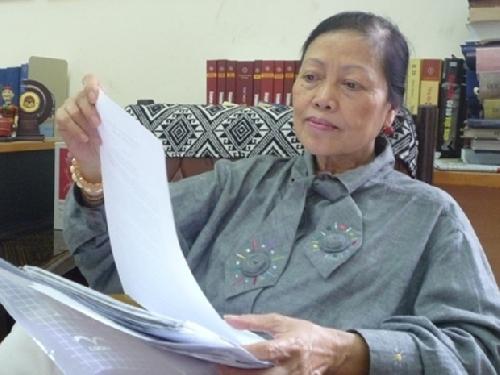 Giáo sư, tiến sĩ triết học Thái Thị Kim Lan: Phụ nữ vẫn luôn là một cuộc phiêu lưu thân phận con người