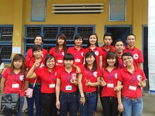 'Ngân hàng máu sống' của sinh viên Sư phạm Huế