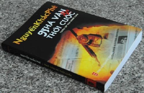Nhà văn và thời cuộc - một Nguyễn Khắc Phê khác