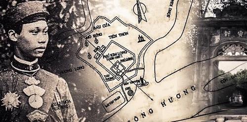 Câu chuyện về đất Kim Long cát tường của chúa Nguyễn