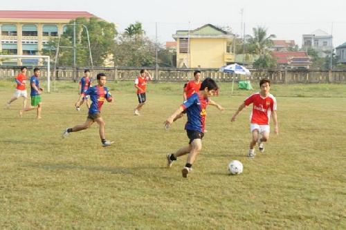 Giải Bóng đá Sinh viên ĐHSP Huế 2014