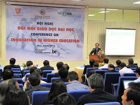 Đại học Huế: Hội nghị đổi mới giáo dục đại học