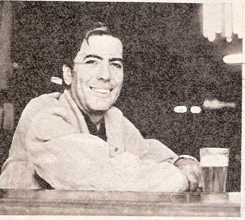 Chân dung nhà văn Pêru Mario Vargas Llosa