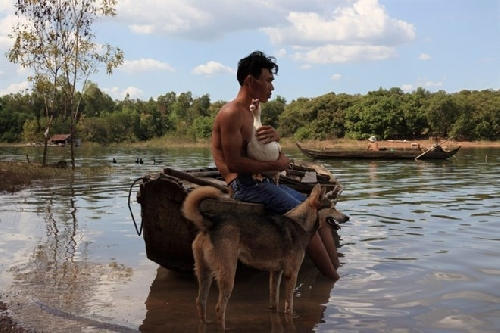 """Có những số phận """"Cuốn theo dòng nước"""" ở hồ Trị An"""