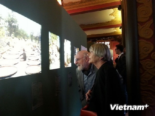 Triển lãm 60 bức ảnh về Hà Nội xưa của tác giả người Pháp