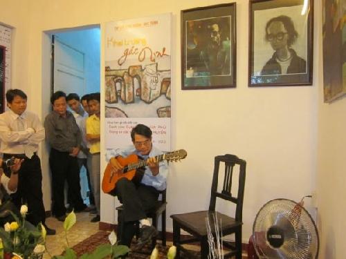 Danh cầm Trần Văn Phú qua đời tại Cố đô Huế