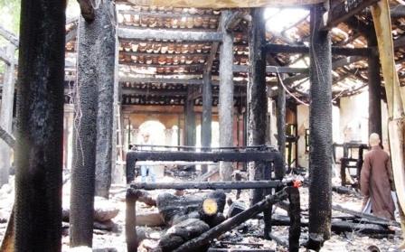 Kiến nghị phục hồi di tích kiến trúc nghệ thuật quốc gia chùa Hội Sơn