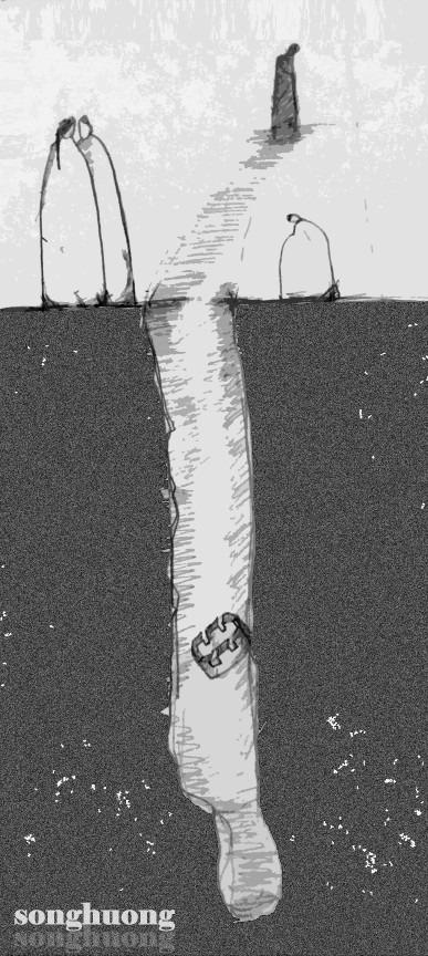 Cái gạt tàn của bố