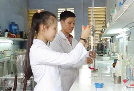 Nghiên cứu điều chế thủy tinh lỏng từ tro trấu