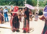 Món ăn trong lễ hội: Nét văn hóa đặc sắc của người Taôi