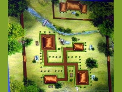 Tái hiện vườn ngự uyển đầu tiên của Huế