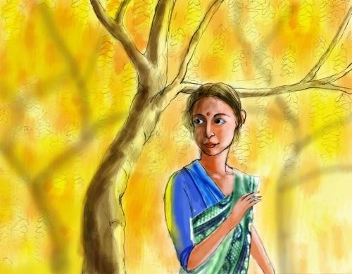 Tiếng thở dài qua rừng kim tước