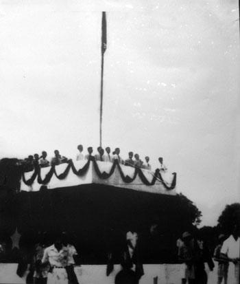 Tuyên ngôn độc lập của Hồ Chí Minh từ góc độ tu từ học và nguyên lý đối thoại