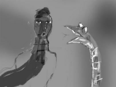 Vào ngày đẹp trời người nhổ khoai mì bị rắn độc cắn