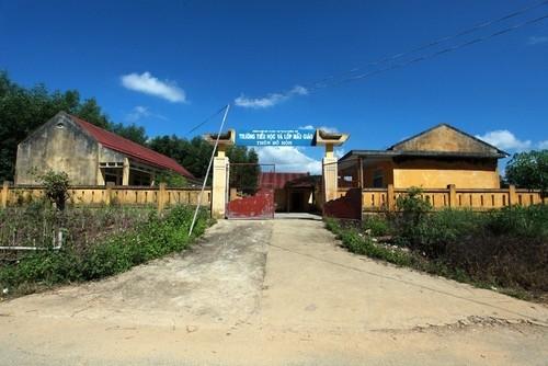 Cần đào tạo nghề, hướng nghiệp cho dân tái định cư xã Bình Thành