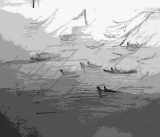 Lụt Huế và khoảng trời ký ức