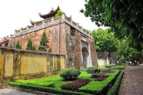 Kiến trúc cung điện thời Lý-Trần dưới ánh sáng khảo cổ học