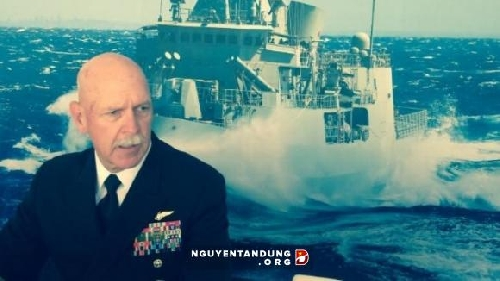 Tướng Mỹ: Trung Quốc đang chơi luật rừng tại Biển Đông