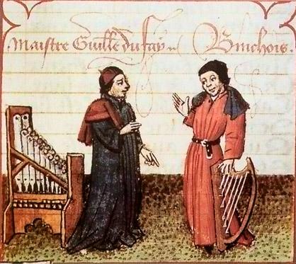 Các nhà soạn nhạc tiêu biểu thời Phục Hưng