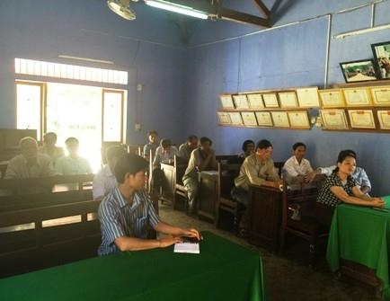 Trại sáng tác văn học Hồng Hạ - A Lưới năm 2016 thành công tốt đẹp
