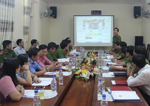 Ra mắt Trang thông tin điện tử Cảnh sát phòng cháy và chữa cháy tỉnh Thừa Thiên Huế