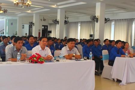 Tập huấn nghiệp vụ tuyên truyền bảo hiểm xã hội cho cán bộ Đoàn chủ chốt