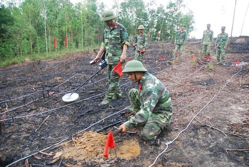 Tăng cường các biện pháp ngăn chặn và giảm thiểu tai nạn bom, mìn sau chiến tranh