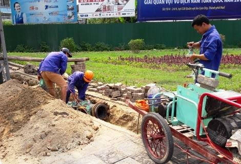 Đẩy nhanh tiến độ thực hiện dự án cải thiện môi trường nước thành phố Huế