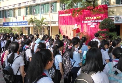 Thành phố Huế: 1.121 học sinh tham dự kỳ thi học sinh giỏi lớp 9