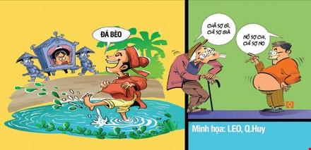 Nghệ thuật nói lái trong thơ của Nguyễn Khoa Vy và Võ Quê