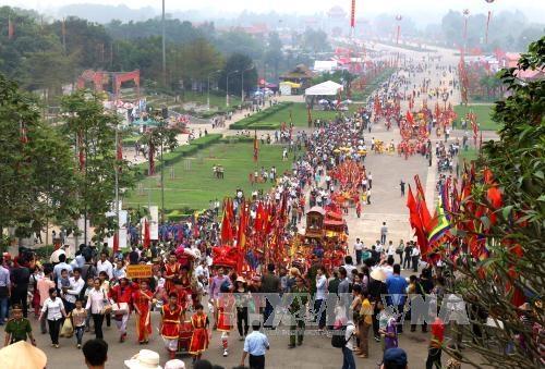 Giỗ Tổ Hùng Vương - Lễ hội Đền Hùng 2017: Quyết tâm không ùn tắc tại lễ hội