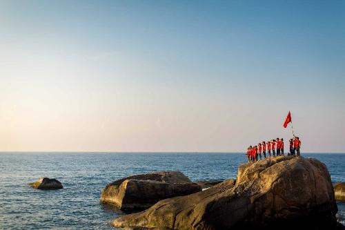 """""""Trung Quốc cần hành xử có trách nhiệm ở Biển Đông"""""""