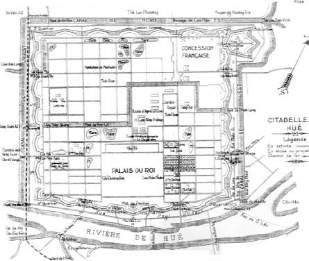 Một số nét đặc trưng trong quy hoạch xây dựng Khu phố Tây ở Huế thời kỳ Pháp thuộc