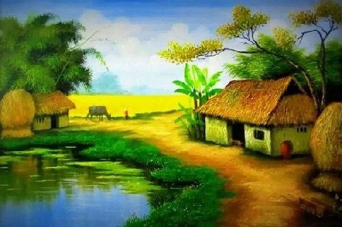 Về làng