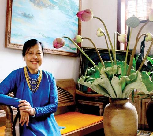Tết Huế trong tản văn Thái Kim Lan