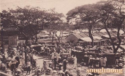 Tết xưa trong các phủ đệ Huế