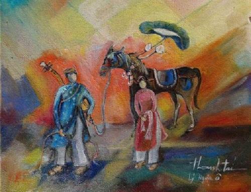 Ngựa ô Huế du ca