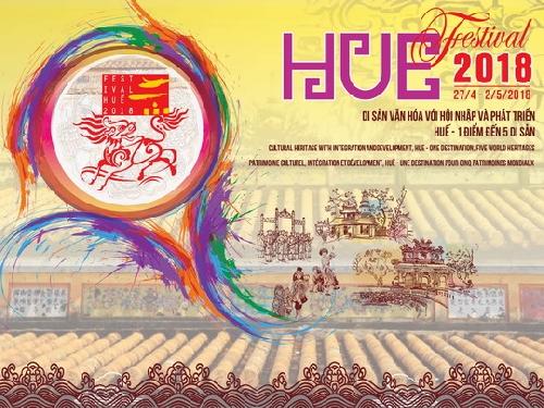 Các chương trình, lễ hội chính tại Festival Huế 2018