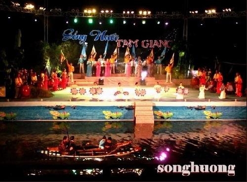 """Nhiều trải nghiệm thú vị tại lễ hội """"Sóng nước Tam Giang"""""""