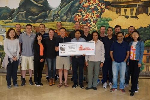 Avery Dennison triển khai dự án lâm nghiệp Đông Nam Á tại Việt Nam