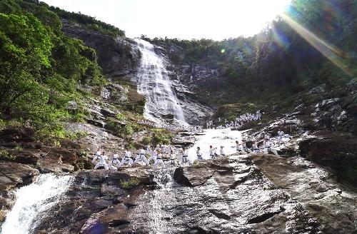 Bạch Mã - ngọn núi linh hồn trong tâm thức của các võ sĩ Nghĩa Dũng Karate-Do