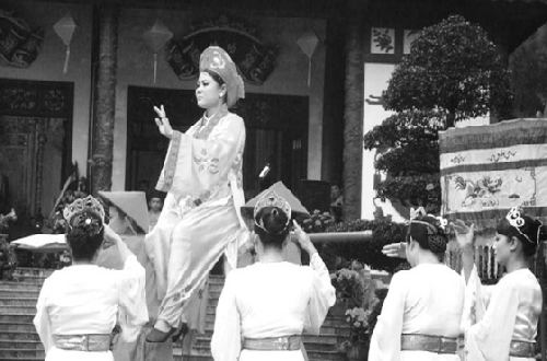 Khắc họa hình tượng công chúa Huyền Trân - Bao giờ Huế có một vở diễn sân khấu trọn vẹn