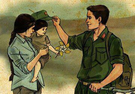 Ký ức về một người lính