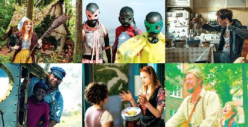 Quy tụ thế giới phim đặc sắc cho khán giả trẻ