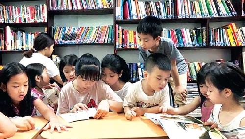 Sách ở gần, dân mới đọc