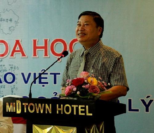 """Hội thảo """"Chủ quyền biển đảo Việt Nam - Minh chứng lịch sử và cơ sở pháp lý"""""""